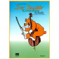 Röhrs, R.: Der Bassbär Band 1 (+CD)