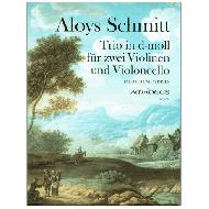 Schmitt, A.: Trio in d-moll op. 63