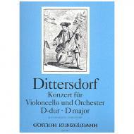 Dittersdorf, C. D. v.: Violoncellokonzert D-Dur