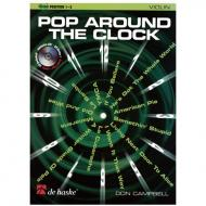 Pop around the clock (+CD)
