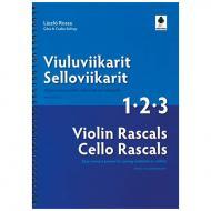 Colourstrings Violin/Cello Rascals – Klavierbegleitung