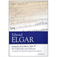 Elgar, E.: Violoncellokonzert Op. 85 e-Moll