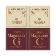 MAGNACORE Cellosaiten SATZ von Larsen