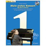Twelsiek, M.: Mein erstes Konzert (+CD)