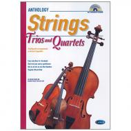 Anthology - Strings Trios and Quartets (+CD)