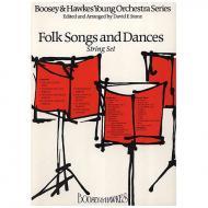 Stone, D.E.: Folk Songs and Dances