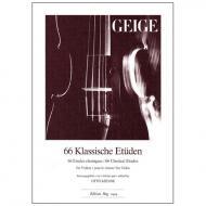 Szende, O.: 66 klassische Etüden