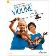 Bruce-Weber, R.: Die fröhliche Violine Band 2 – Schule und Spielbuch im Set