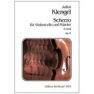 Klengel, J.: Scherzo Op. 6