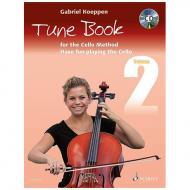 Koeppen, G.: Cello Method Tune Book 2 (+CD)