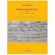Paganini, N.: Inno Patriottico M.S. 81 per violino solo