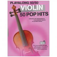 Playalong 50/50: Violin – 50 Pop Hits