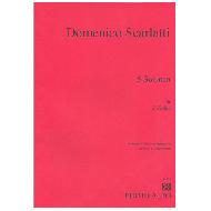 Scarlatti, D.: 5 Sonaten