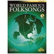 World Famous Folksongs (+CD)