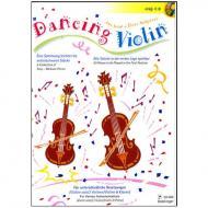 Korn, U.: Dancing violin (+CD)