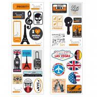 SIGNATURE Stickers von BAM