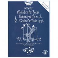 Tonleitern (+2 CD's) Band 2