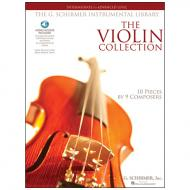 The Violin Collection intermediate to advanced Level (+Online Audio Code)