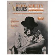 Hufschmidt, T.: Flex-Ability Blues – Saxophon (Es, B) (+PDF Download)