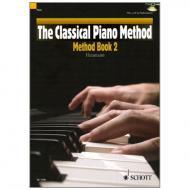 Heumann, H.-G.: The Classical Piano Method – Method Band 2 (+CD)