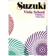 Suzuki Viola School Vol. 1