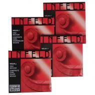 INFELD RED violin string SET by Thomastik-Infeld