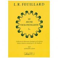 Feuillard, L. R.: Le jeune violoncelliste Band 2b