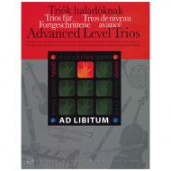 Ad libitum – Trios für Fortgeschrittene