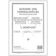 Portnoff, L.: Slawisches Wiegenlied
