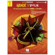 Gradebusters Grade 1 Violin (+Online Audio)