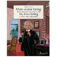 Grieg, E.: Mein erster Grieg –  Die leichtesten Klavierwerke