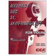 Glaser, F.: Methode des 21. Jahrhunderts Band 3 (+CD)