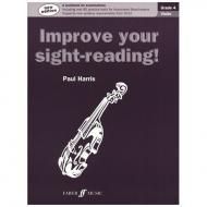 Harris, P.: Improve your sight reading Grade 4