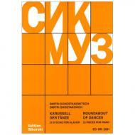 Schostakowitsch, D.: Karussell der Tänze