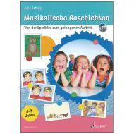 Schüly, J.: Musikalische Geschichten (+CD)
