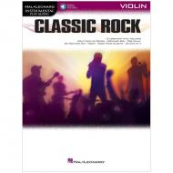 Classic Rock for Violin (+Online Audio)