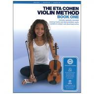 The Eta Cohen Violin Method Book 1 (+Online Audio und Ebook)