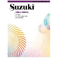 Suzuki Viola School Vol. 6 – Klavierbegleitung
