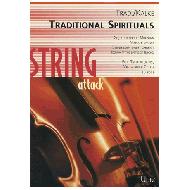 Kalke, E.-Th.: Traditional Spirituals for String Quartet