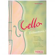 Bruggaier, R.: Cello-(Phil-)Vielharmonie Band 1