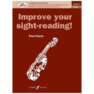 Harris, P.: Improve your sight reading Grade 5