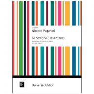 Paganini, N.: Le Streghe (Hexentanz)
