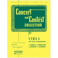 Concert And Contest Collection – Viola