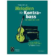 Großmann, T.: Melodien für Kontrabass – von Bach bis Holst (+Online Audio)