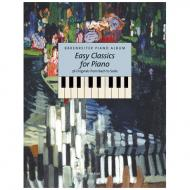 Easy Classics for Piano – 36 Originals from Bach to Satie