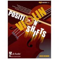 Dezaire, N.: Violin Position Shifts (+Online Audio)