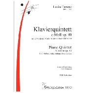 Farrenc, L.: Klavierquintett c-Moll Op. 40