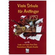 Stalz, P.: Viola Schule für Anfänger (+CD)