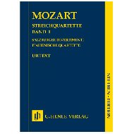 Mozart, W.A.: Streichquartette Band I – Salzburger Divertimenti, Italienische Quartette