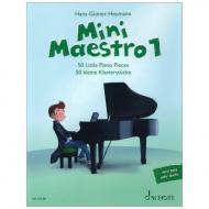 Heumann, H.: Mini Maestro Band 1 – 50 kleine Klavierstücke